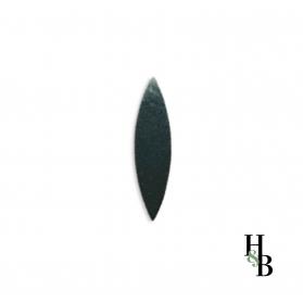 plaque plate metal hautbois