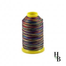 fil multicolore