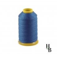 Fil nylon bleu